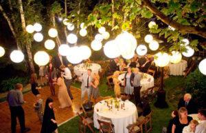 luminaria para fiestas para decoracion de primavera